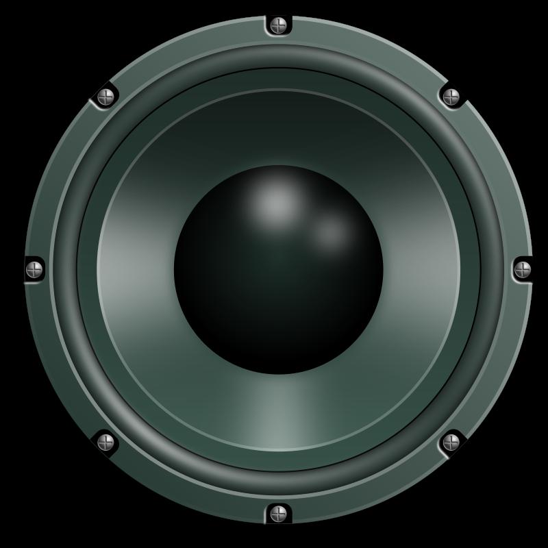 Speaker by tonyk - clip art, clipart, loud speaker ...