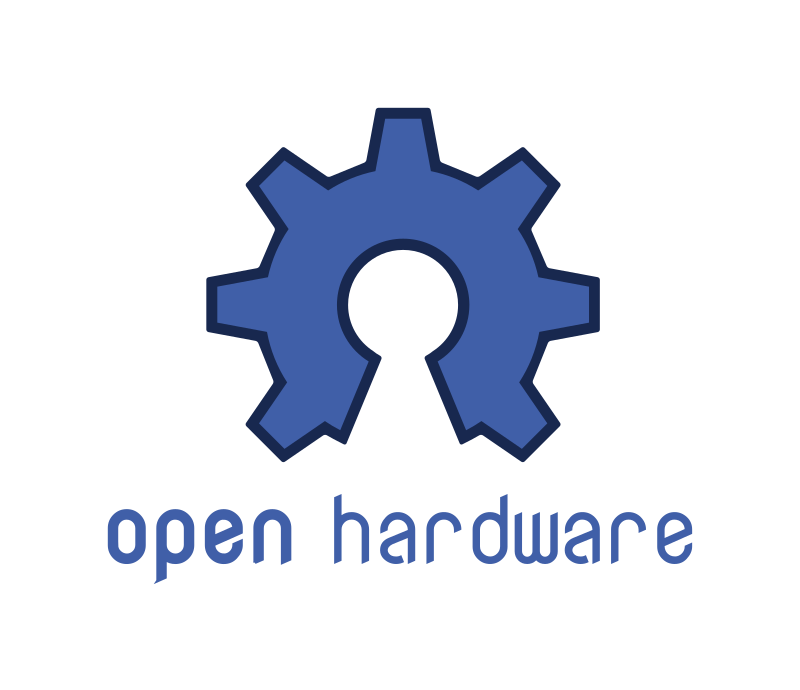 Open Source Harware Logo by boirac - This logo was voted to be the logo for Open Source Hardware projects.  It was made by Macklin Chaffee from http://www.goldenorbventure.com/