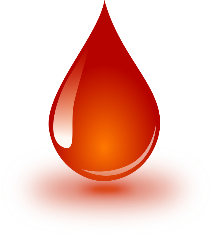 clipart picture of blood - photo #13