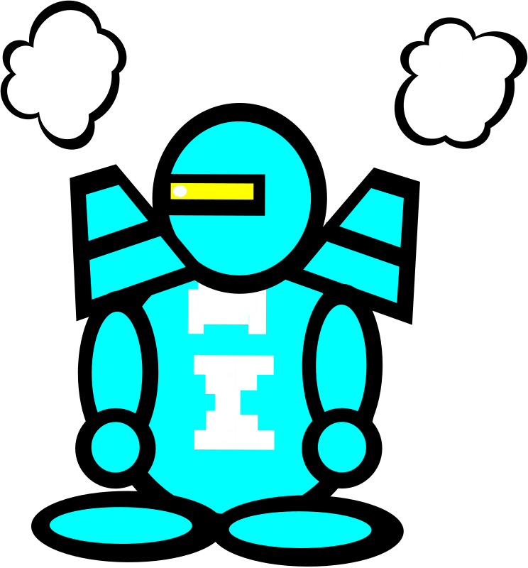 coolbot by PeterBrough - robot
