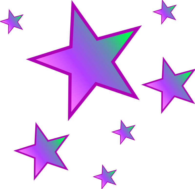 Clipart - Stars