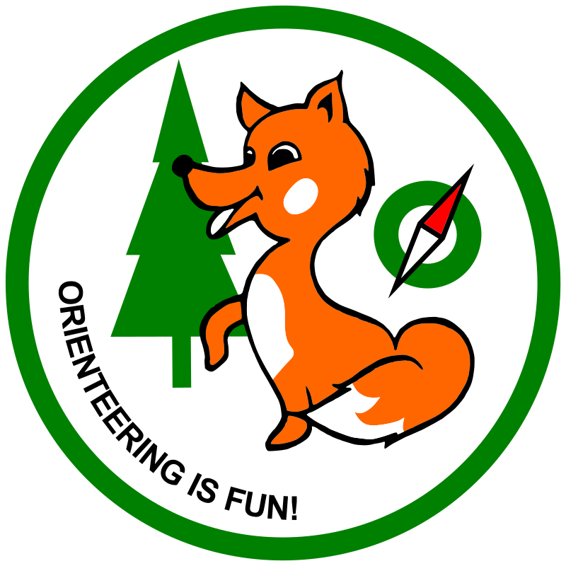 orienteering is fun - o fox by morits