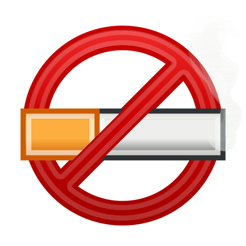 No smoking icon by jhnri4 - No smoking icon/sign.