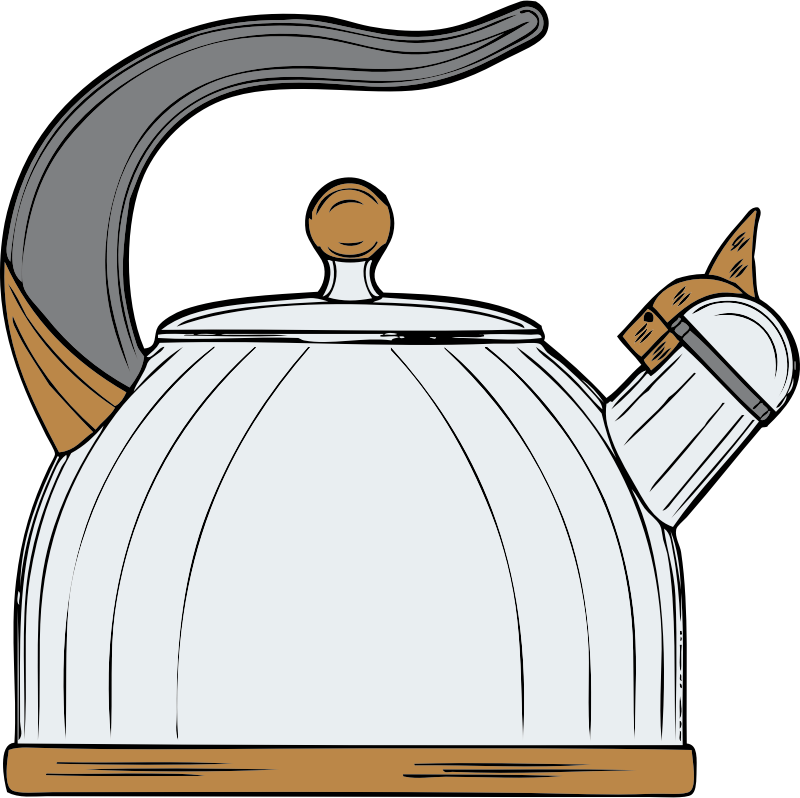teapot by johnny_automatic - a drawing of a teapot from a US patent illustration
