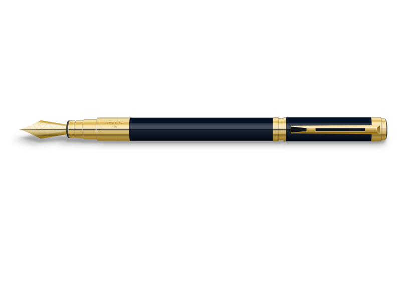 Fountain Pen by neyro