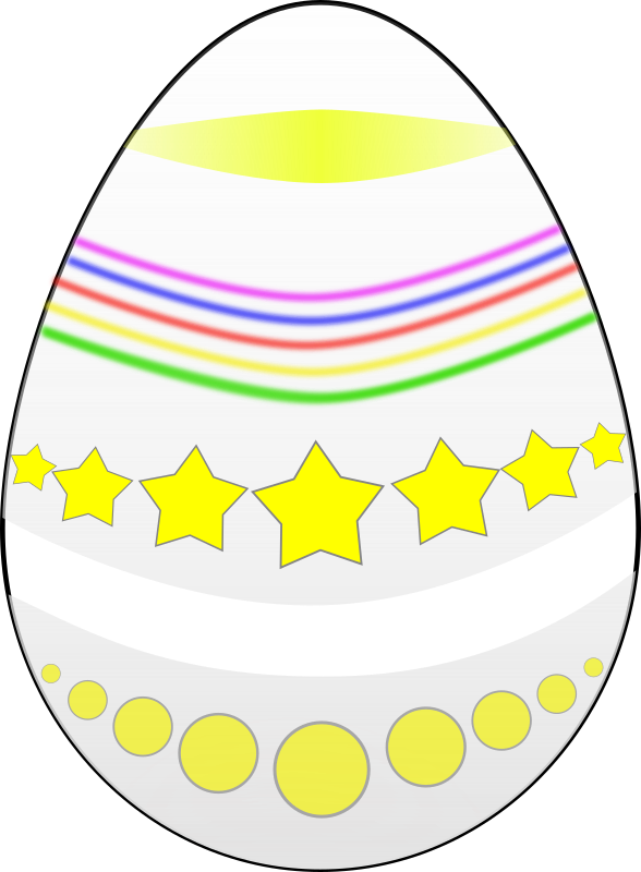 Easter egg (Painted) by mystica - A Painted Easter egg... Enjoy! :-)