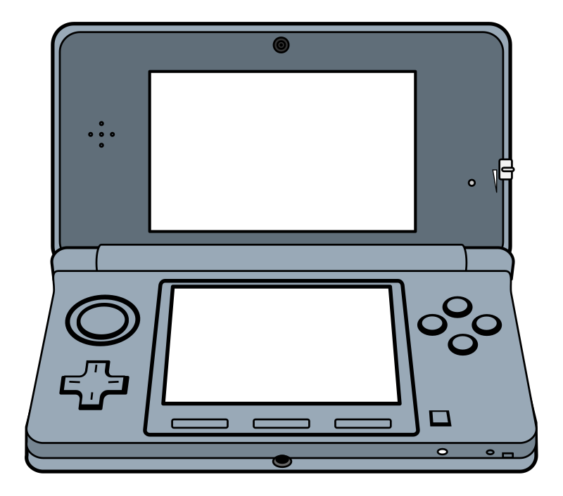 Handheld 3D Game System by BHSPitMonkey