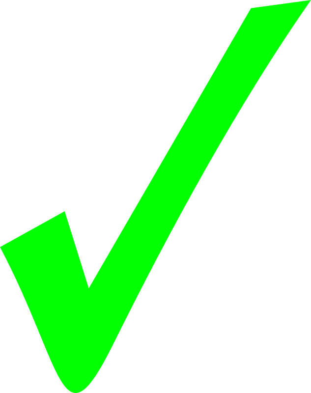 Right or wrong 4 by Arnoud999 - yes check markRight Icon Png