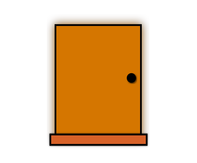 Door by gurzaf