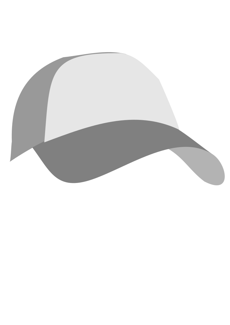 Similiar Baseball Cap Outline Clip Art Keywords
