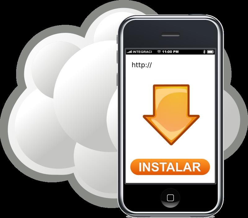 Clipart Iphone Download App
