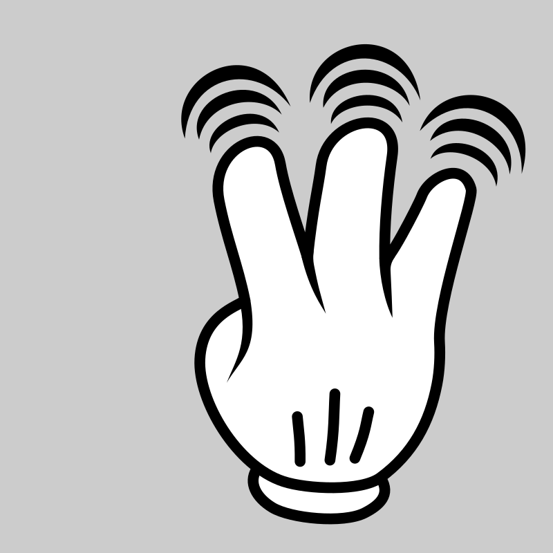 MultiTouch-Interface Mouse-theme 3-fingers-Triple-Tap by BenBois