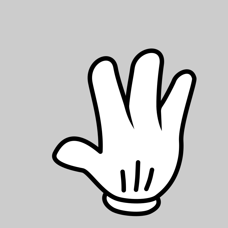 MultiTouch-Interface Mouse-theme Hand-Hold by BenBois - a dedicated set of mutlitouch functions icons in cartoon style