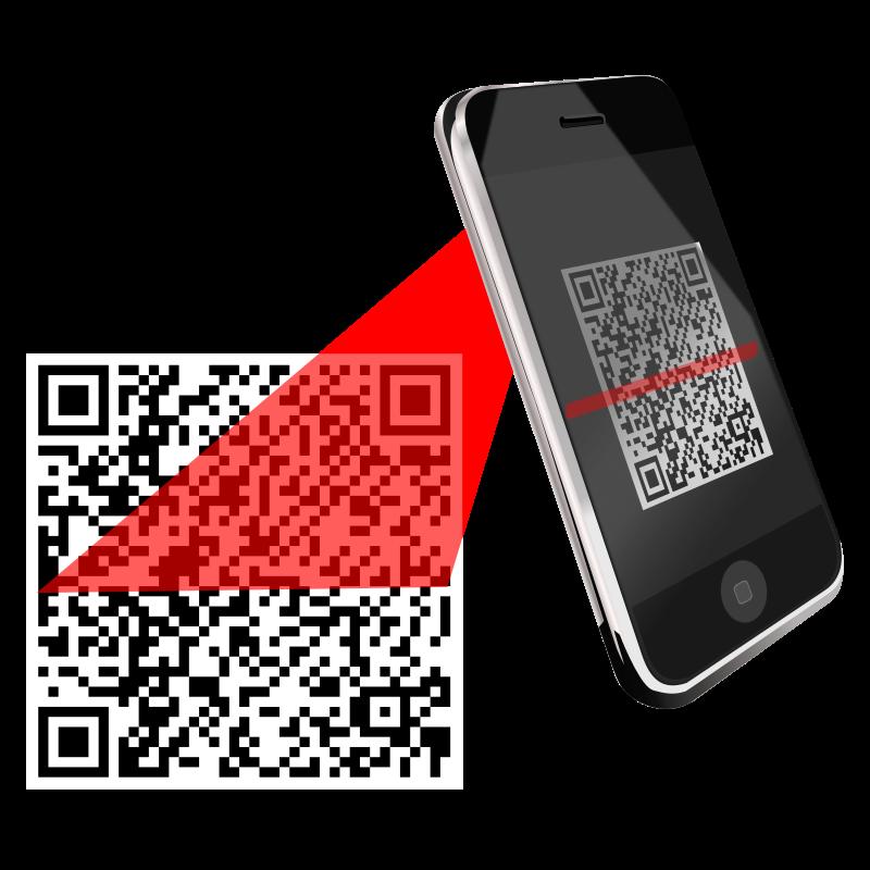 QR code graphic