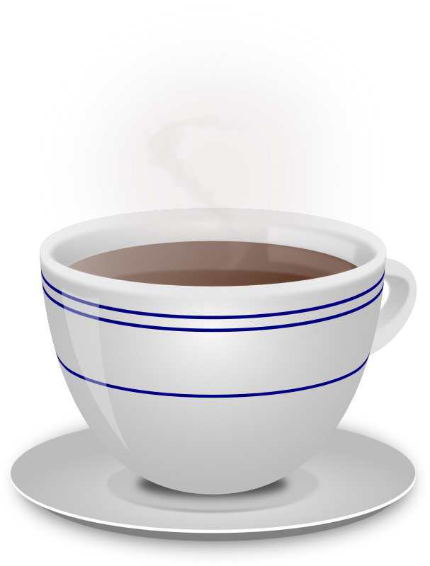 Clipart - Cup of Coffee