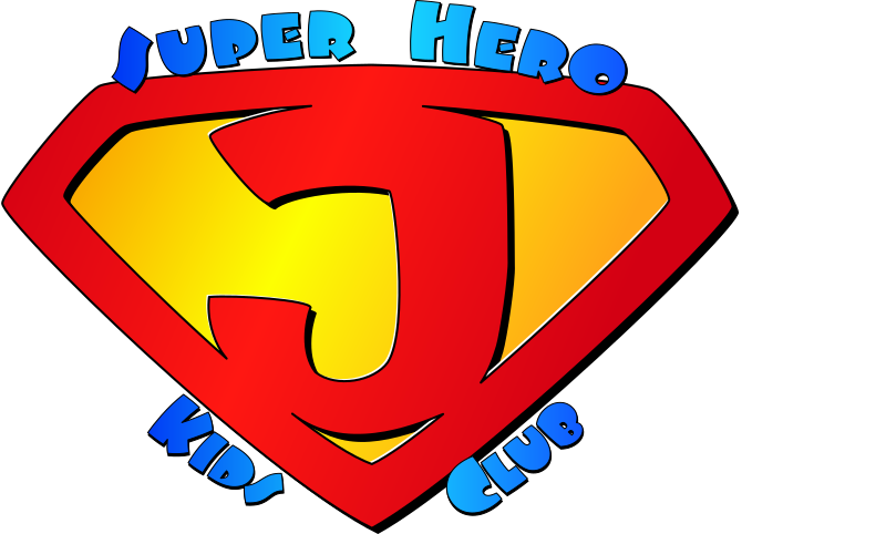 Super Jesus Kids Club Logo by rygle - Super Jesus Crest designed for a Church vacation kids club