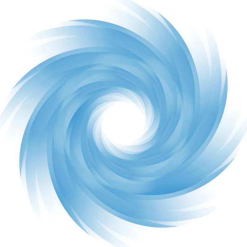 whirlpool by Andy - blue warping whirlpool (requires SVG filters)