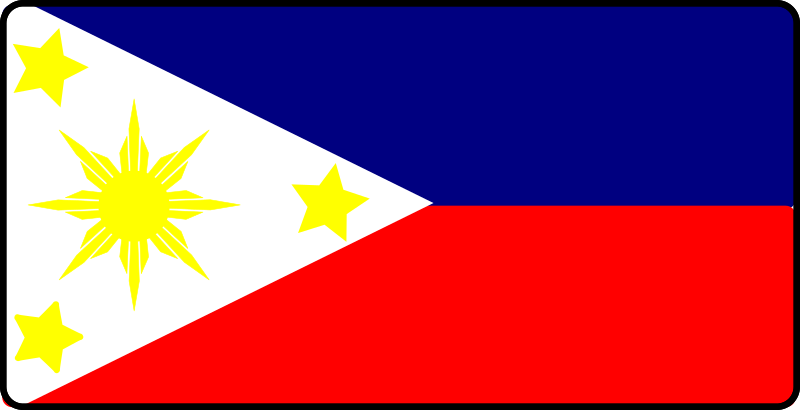 Philippines Flag by arcdroid - Philippines Flag