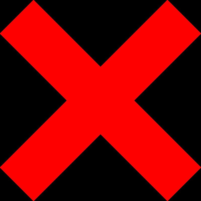 X Icon x icon