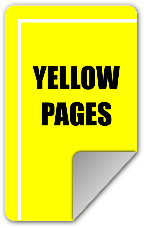 Yellow Pages by gsagri04 - Yellow pages icon