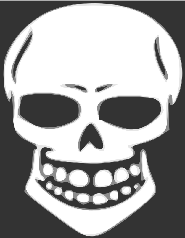 Skull human X-ray by dukeluke - Do you like it? write a review.