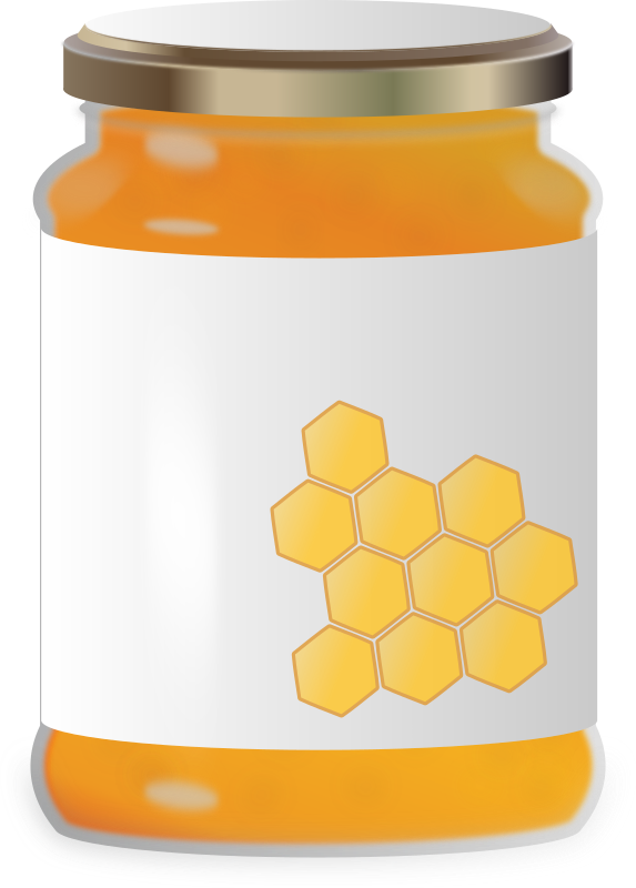 Honey Jar by PrinterKiller - Honey Jar