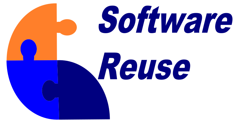 Software Reuse by anywhere_info - computer, software reuse, logo