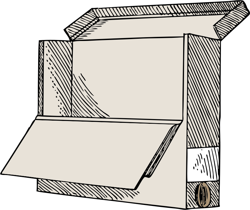 "shelf box by johnny_automatic - from ""A Textbook of Filing"" by James N. McCord, 1920"