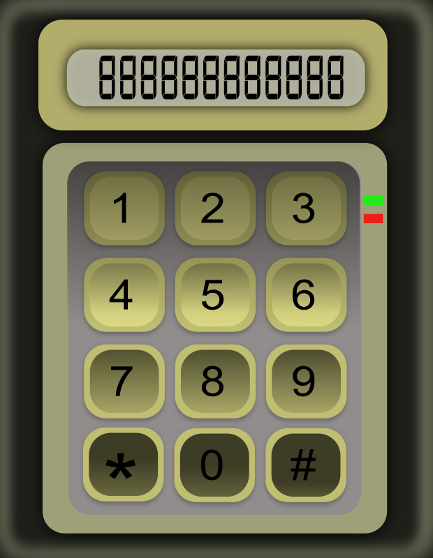 Calculator by niceboy