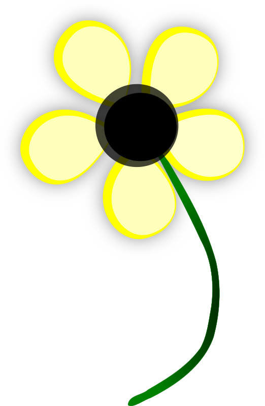 Yellow Daisy by arcdroid - Yellow Daisy flower