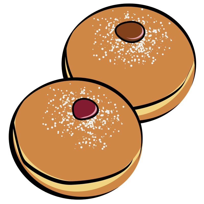 Sufgania by PrinterKiller - two donuts