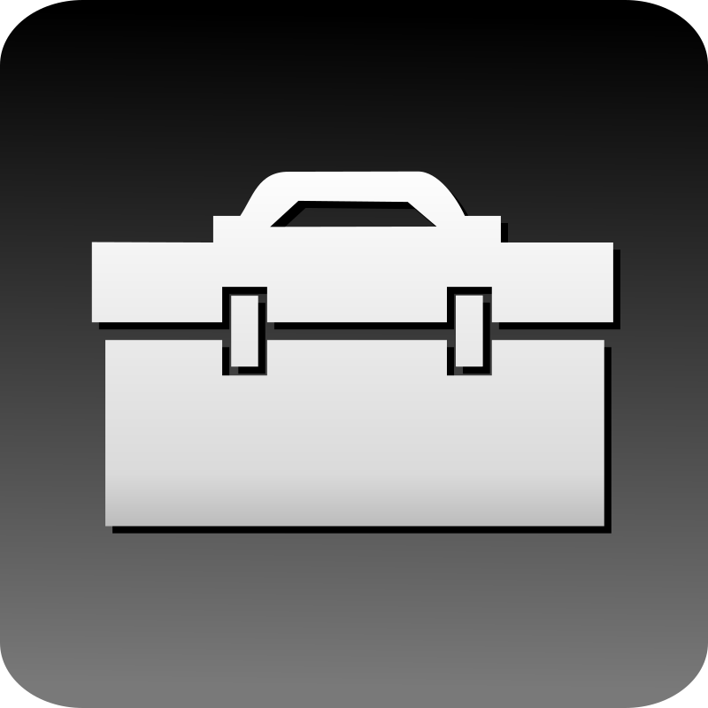Toolbox icon by ben - toolbox icon