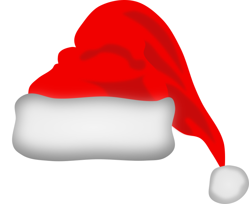 Santa Beard No Background Clipart
