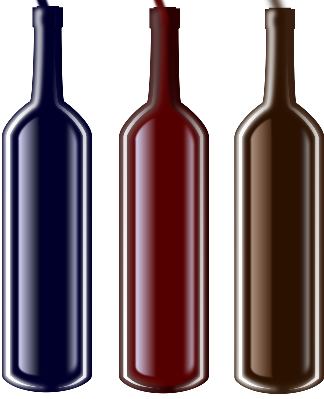 Botellas by roshellin - formas de botella