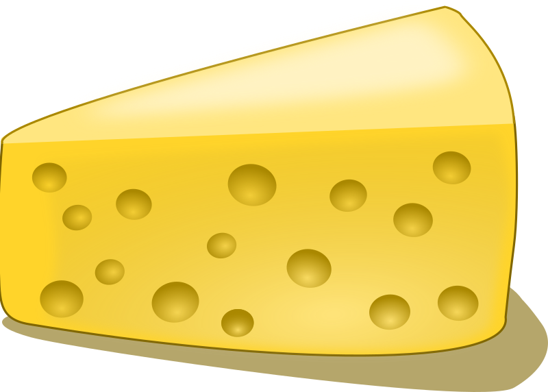 Piece Of Cheese By Chrisdesign on love word