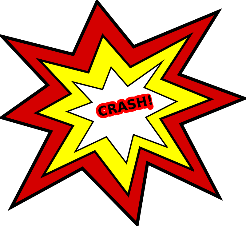 Crash by roshellin