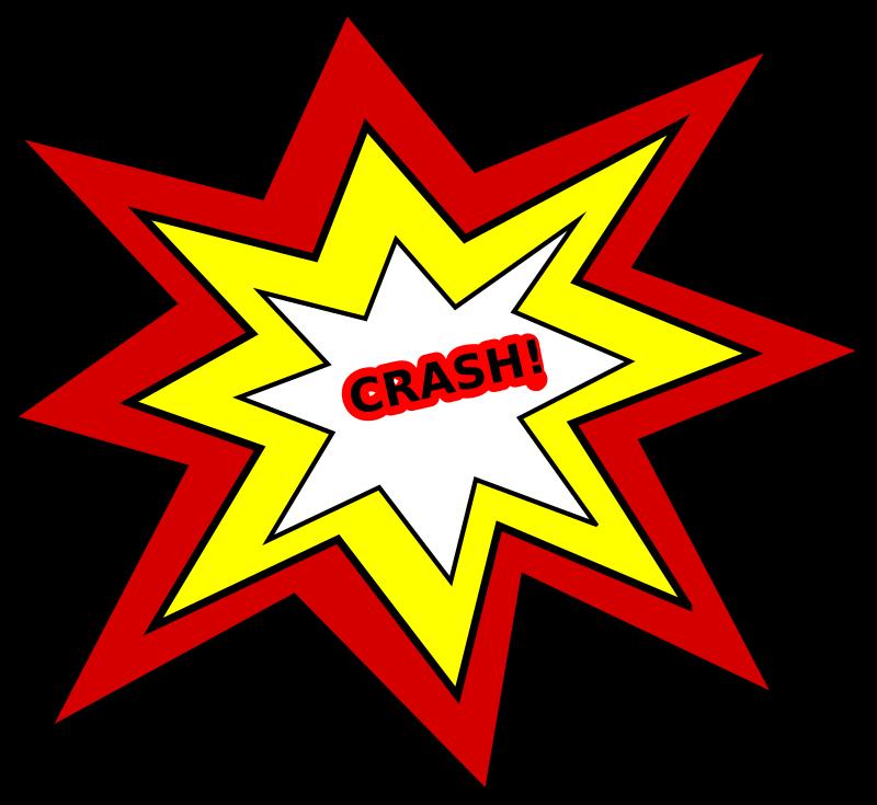 Clipart - Crash - 67.7KB