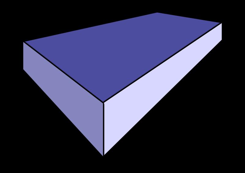 Clipart - Blue Color Book