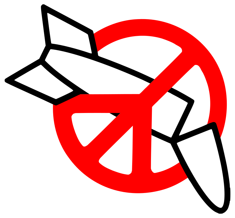 peace - no war by worker