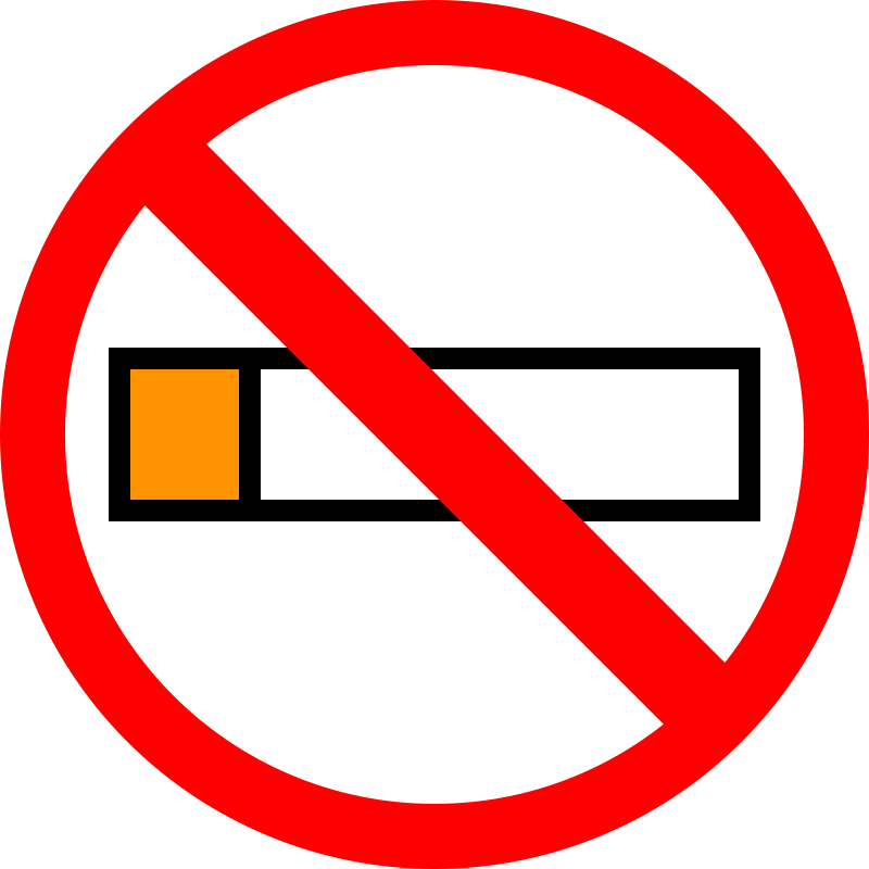 No Smoking by qubodup