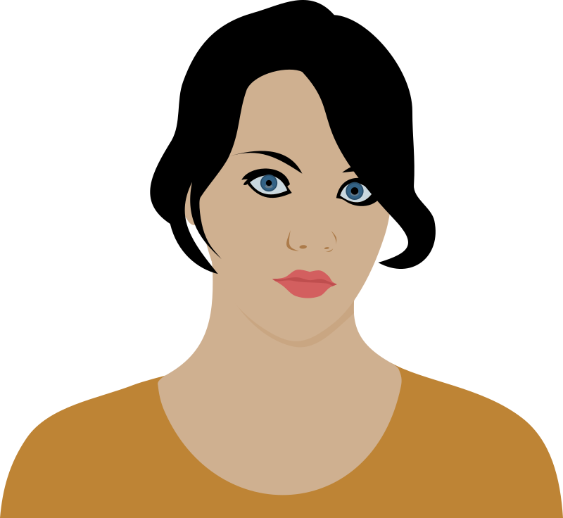 Woman face Illustrations and Clip Art 92616 Woman face