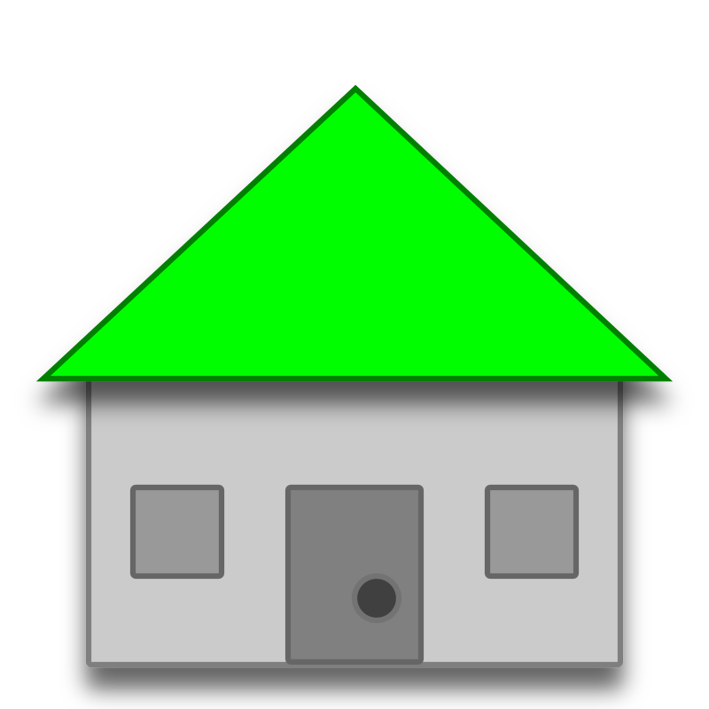 Home icon by gadgetscode - The Icon of a home or house