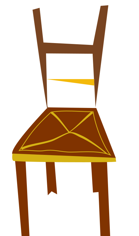 Clipart - silla