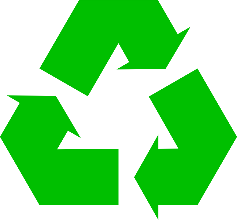Green Recycle by rduris - recycle icon