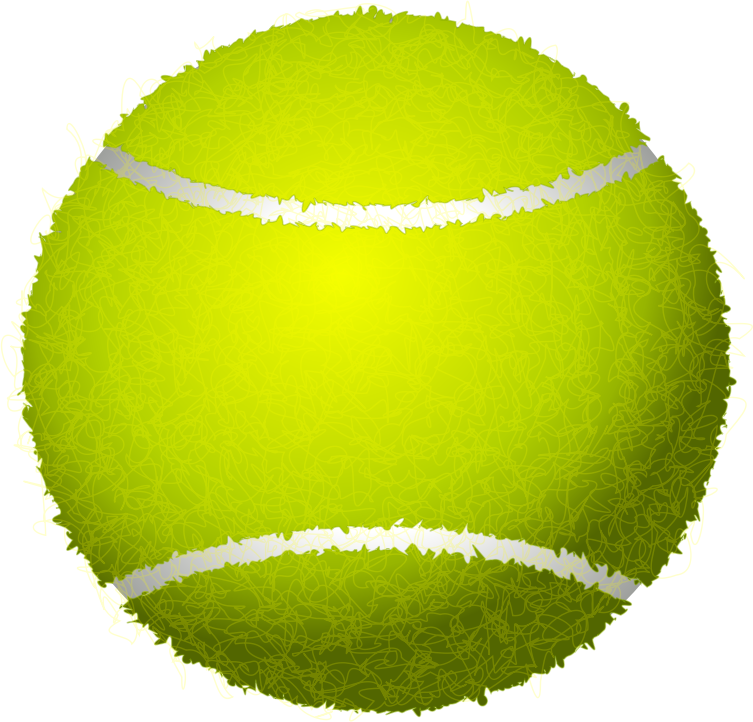 Tennis Ball NoShadow by rduris - tennis ball without shadow