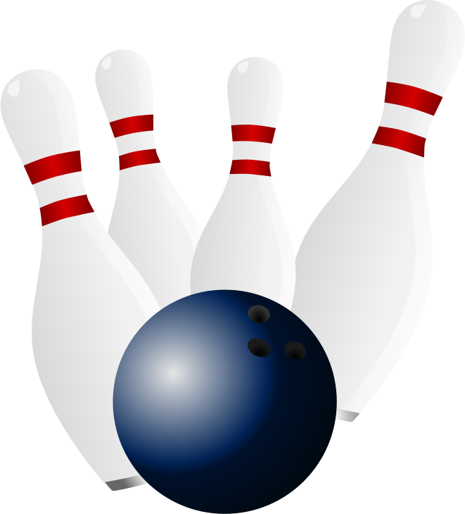 Bowling ns by rduris - bowling pins without shadow