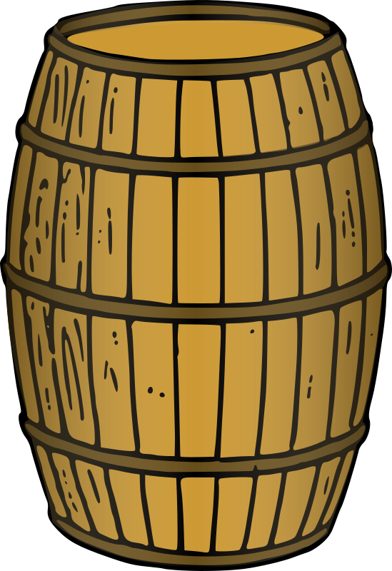 Barrel (rendered) by kevie