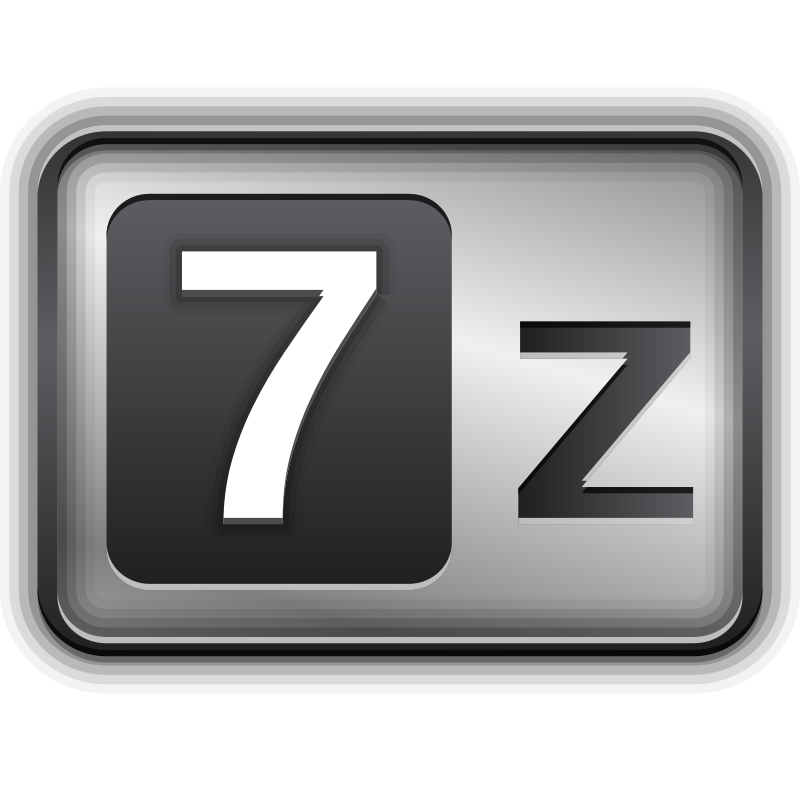 7zip by ilnanny - 7zip file icon