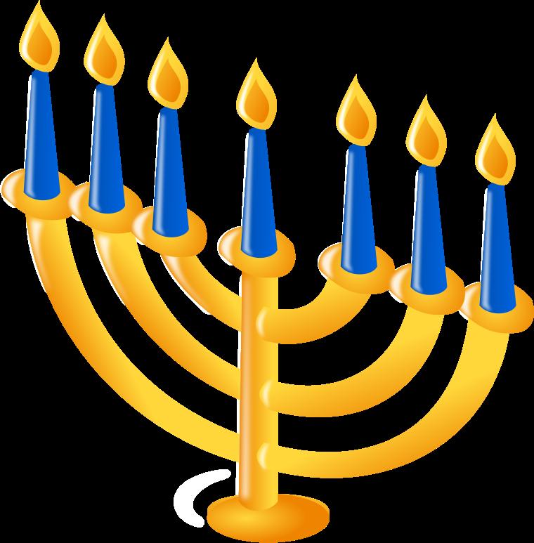 Hanukkah ns4 by rduris - jewish hanukkah candlestick