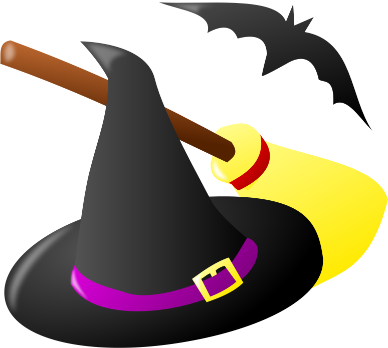 Halloween ns by rduris - witch items